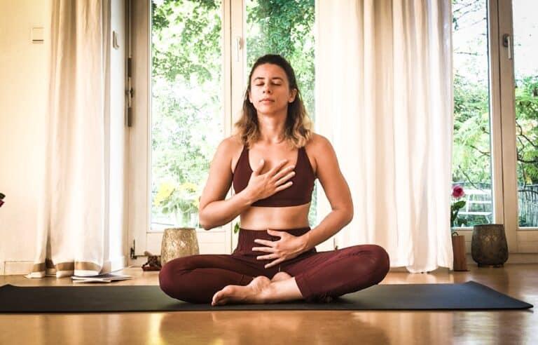 Christina Mild Yogalehrerin